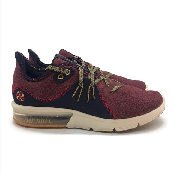 Delegación Casa de la carretera metal  Nike Shoes | Womens Nike Air Max Sequent 3 Premium V | Poshmark
